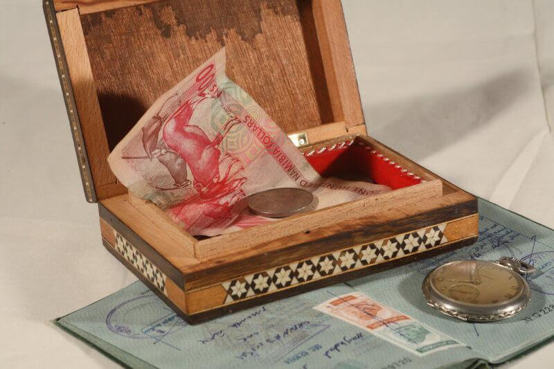 geld auf reisen   Sicherheit