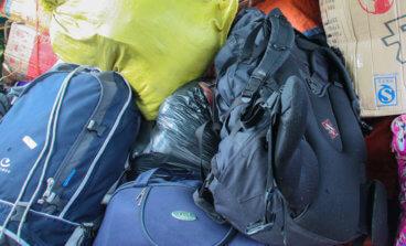 Backpacker Rucksack Test Stabilität