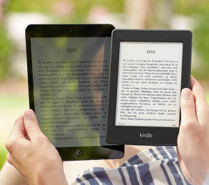 Vergleich Tablet Kindle