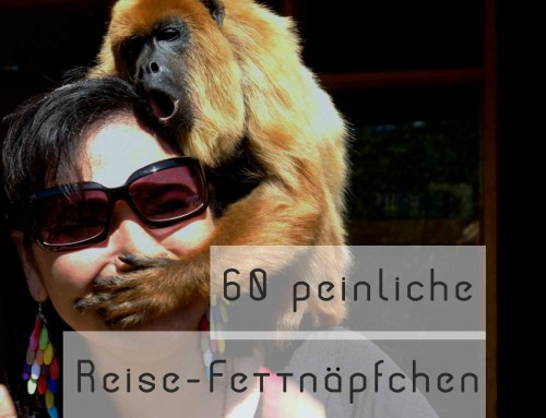 Benimmregeln Reise: 60 peinliche Fettnäpfchen für Globetrotter