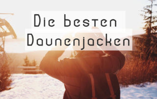 Beste Daunenjacken Test