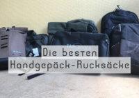 Bester Handgepäck Rucksack Test