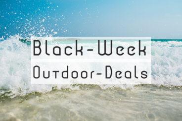 Black Week Outdoor Deals