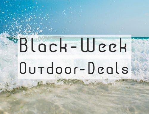 Black-Friday-Week 2017: Die besten Urlaubs- und Outdoor-Schnäppchen