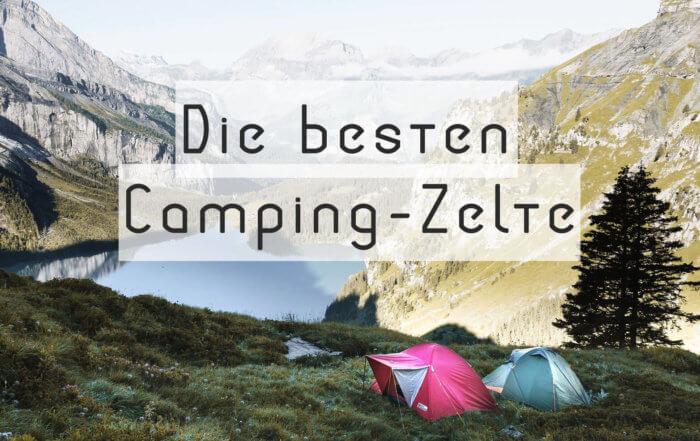 Camping Zelt Test