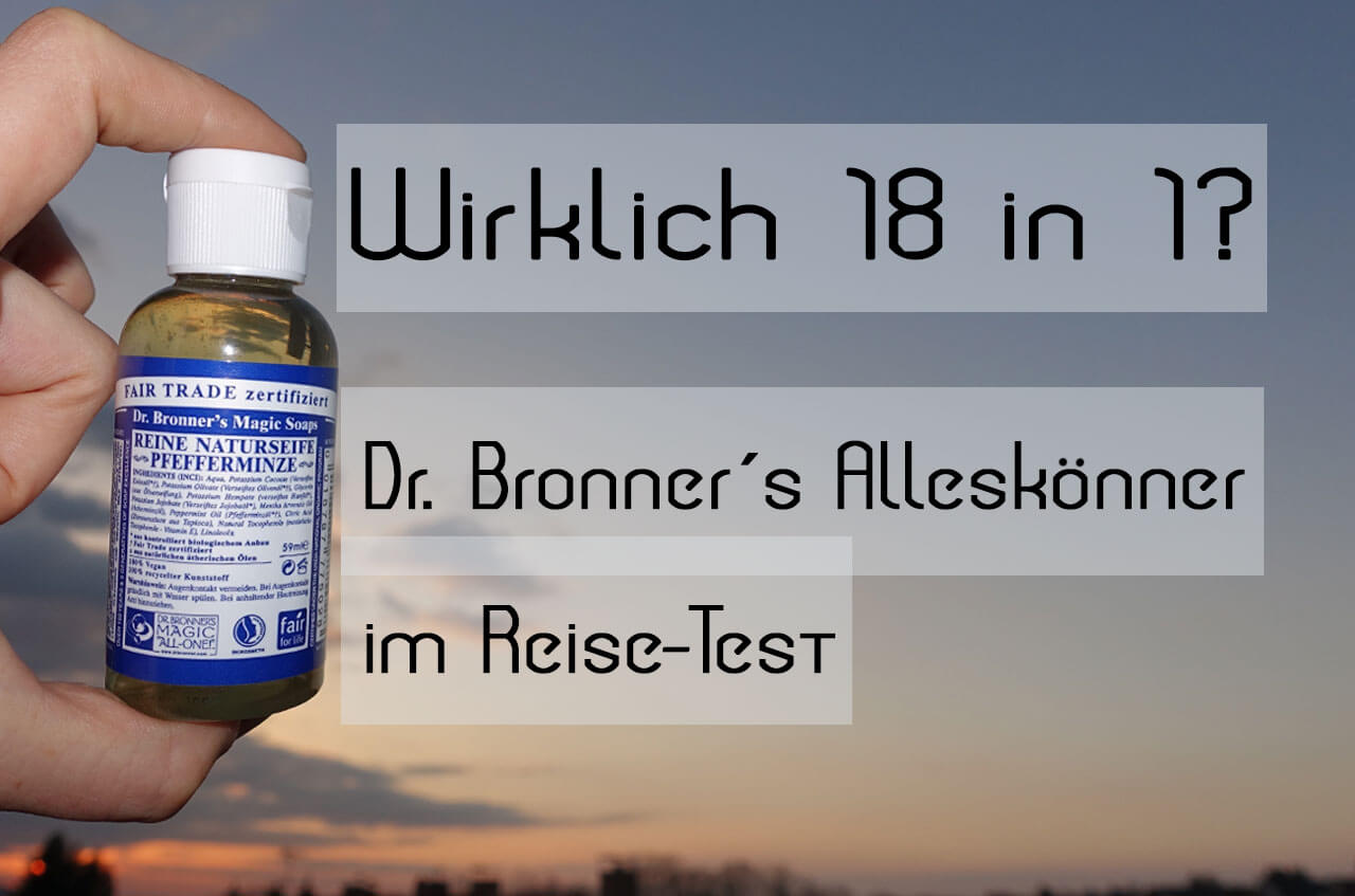 dr bronner seife test