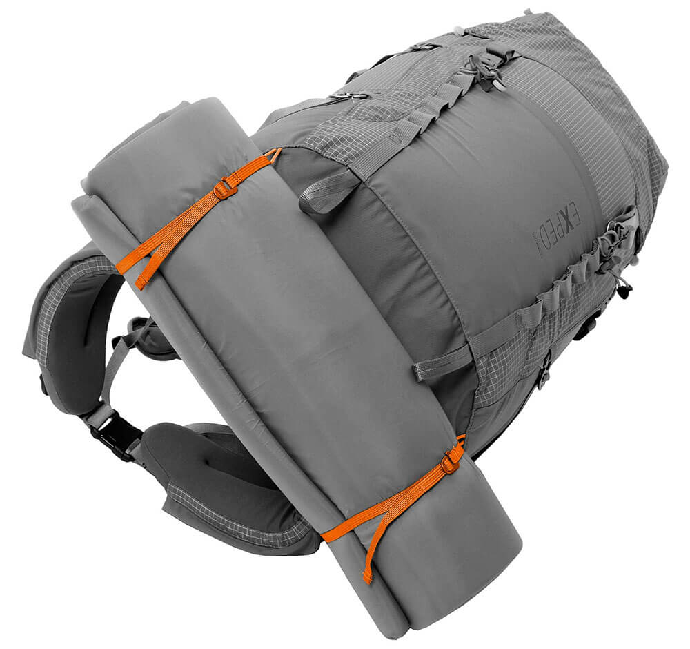 Exped Thunder Test Ladung unten