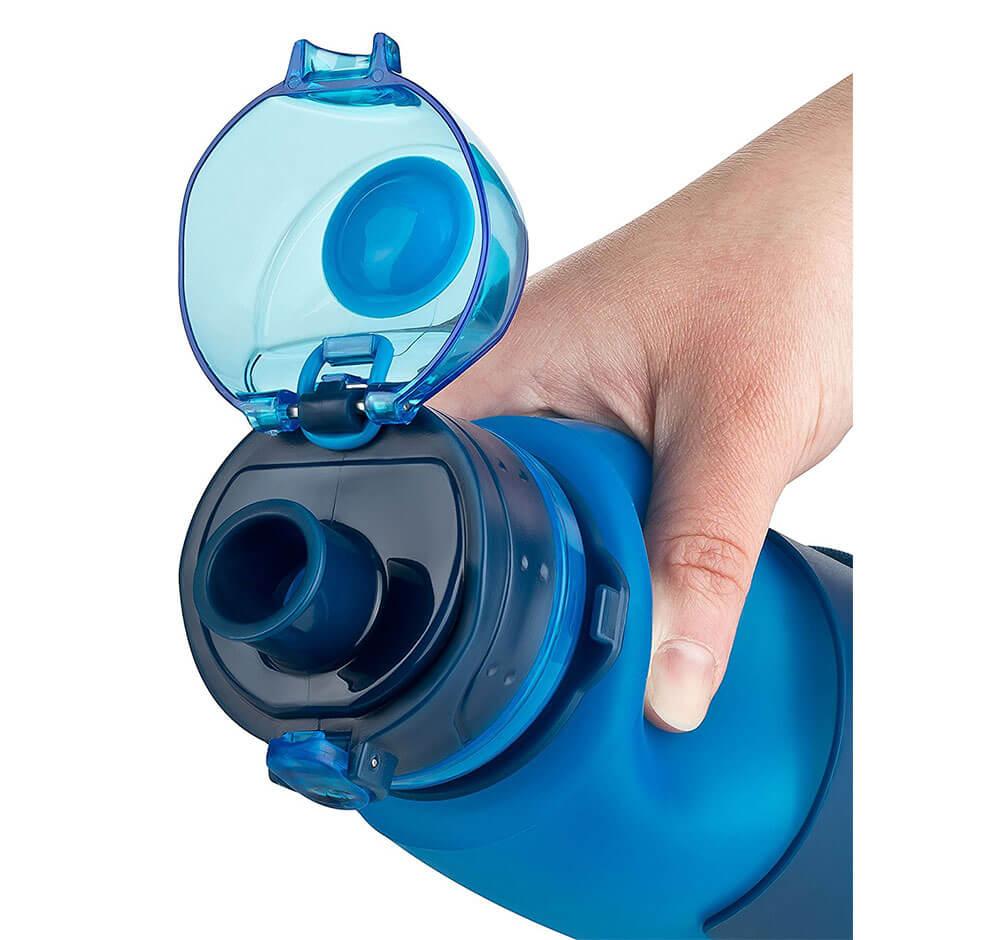 Faltflasche Test