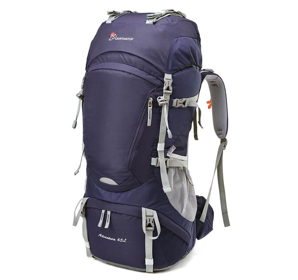 Günstiger Trekkingrucksack Mountaintop