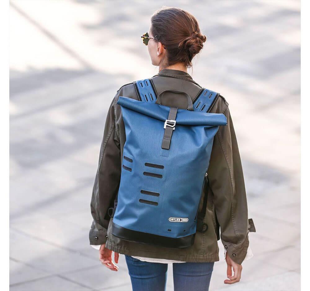 Handgepäck Rucksack Vergleich Ortlieb Test