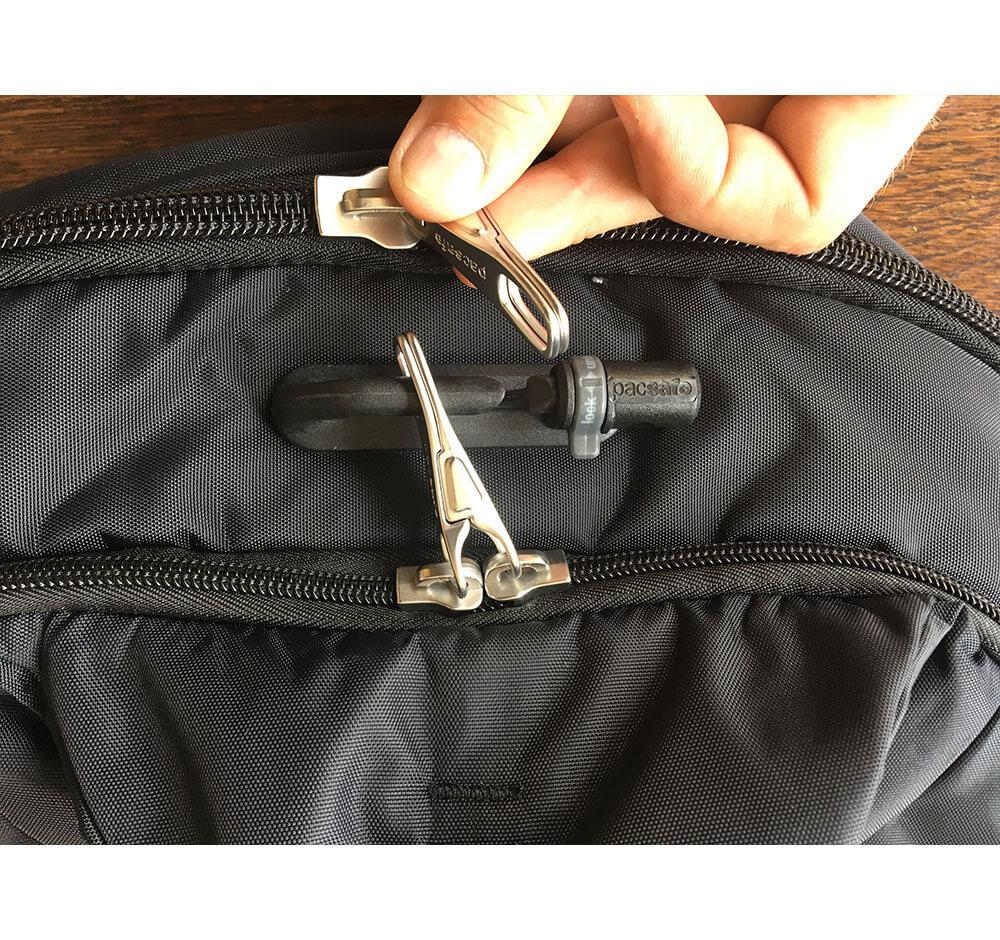 Handgepäck Rucksack Vergleich Pacsafe Test