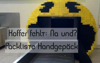 Packliste-Handgepaeck