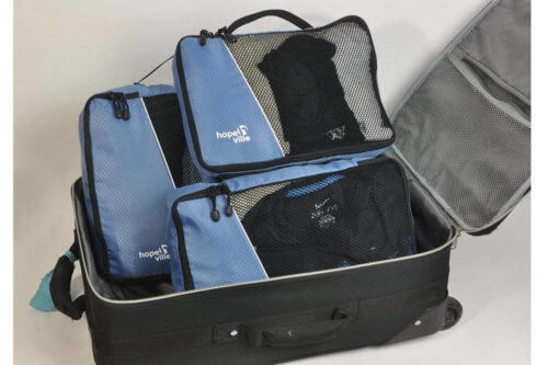 Packtaschen Hopeville 2