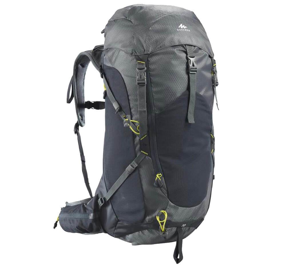 Quechua Wanderrucksack Test