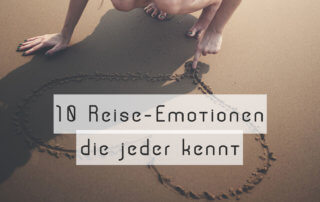 Reise-Emotionen