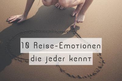 Reise-Emotionen