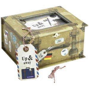 Reise Geschenke Andenkenbox
