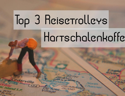 Reisetrolley Test 2016: Die Top 3 Hartschalenkoffer