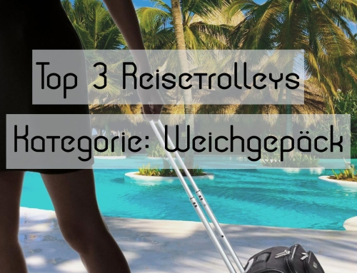 Reisetrolley Test: Die Top 3 Weichgepäck-Trolleys