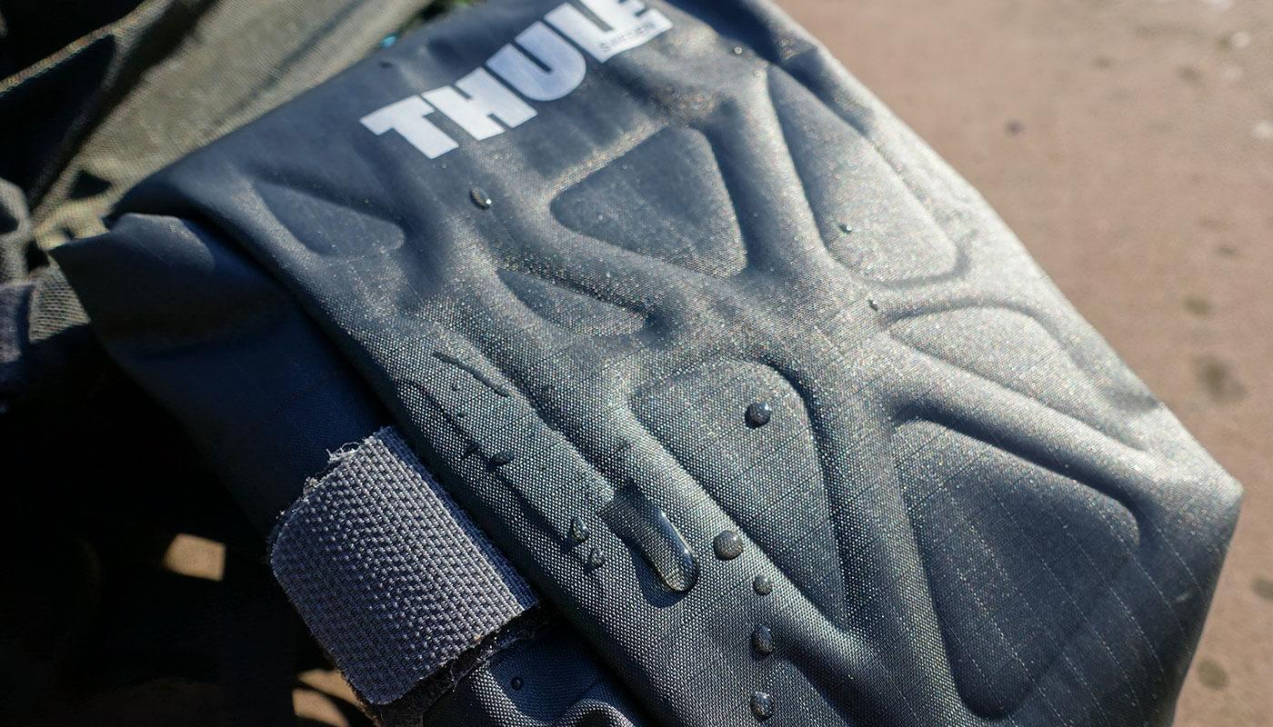 Thule Versant Test Regen