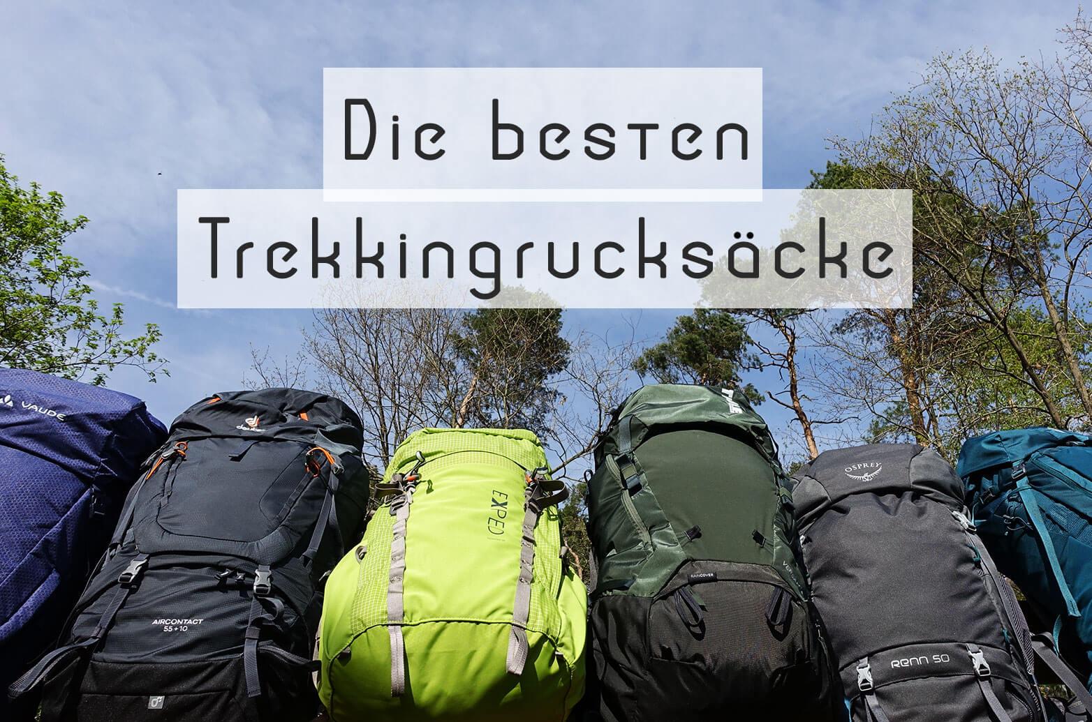 Bester Trekkingrucksack Test Vergleich