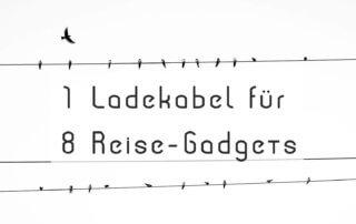 USB-Reise-Gadgets