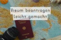Visum beantragen