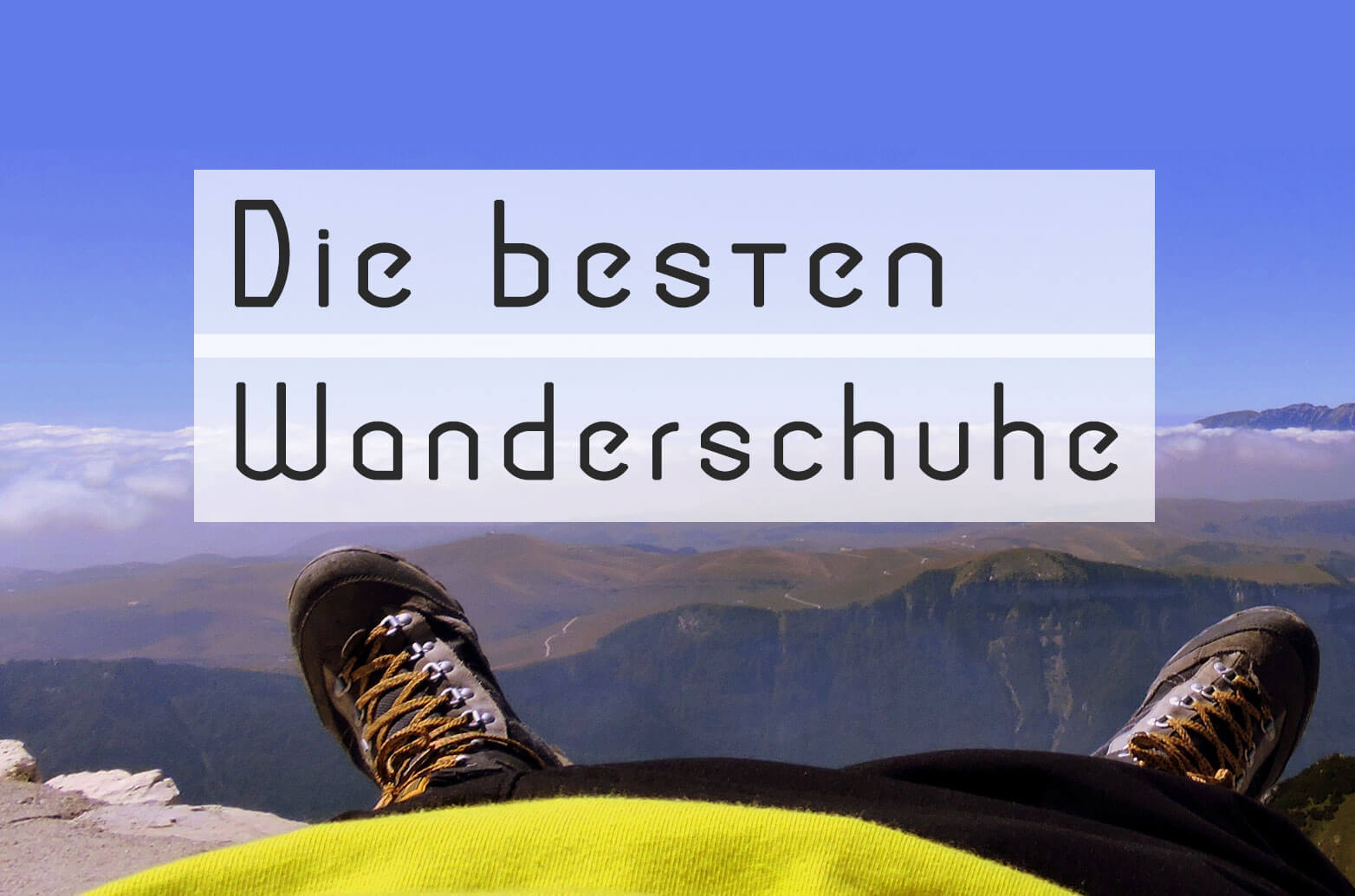 wanderschuhe test 2018 die 5 besten berg und trekkingschuhe. Black Bedroom Furniture Sets. Home Design Ideas