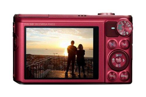 Canon PowerShot SX720 HS Back
