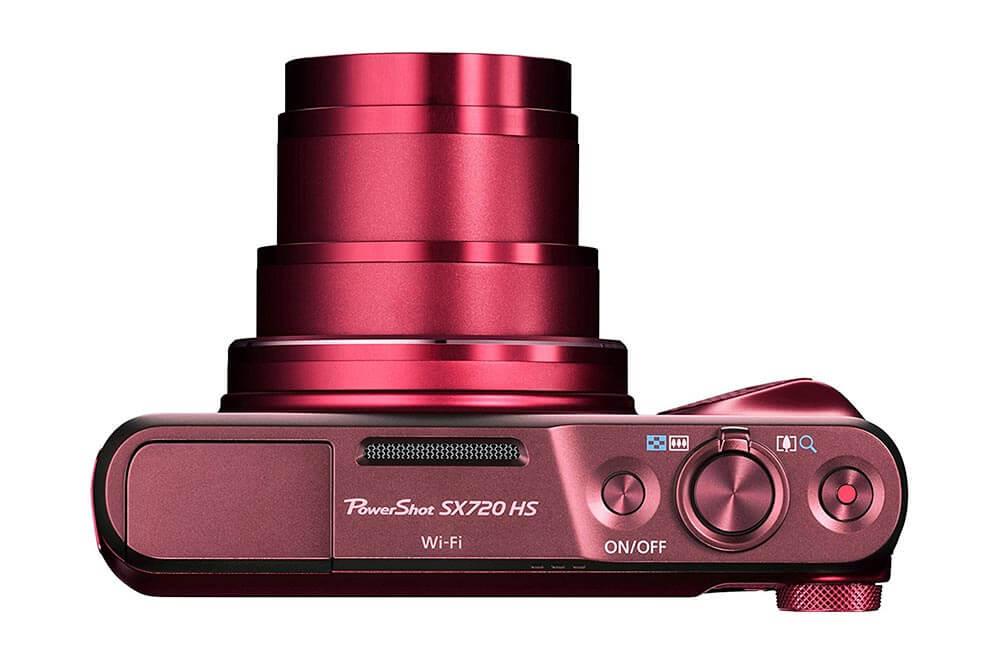 Canon PowerShot SX720 HS Zoom