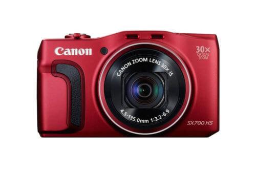 Canon PowerShot SX700 rot