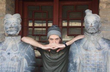 In Xian China