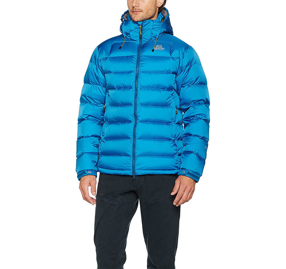 MOUNTAIN EQUIPMENT LIGHTLINE Jacket S TOP Daunenjacke 700