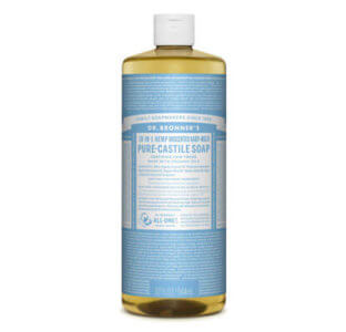 Dr Bronners Seife Test Neutral-Mild
