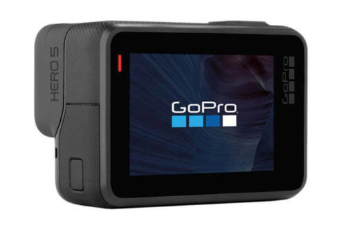 GoPro Hero5 Black Back