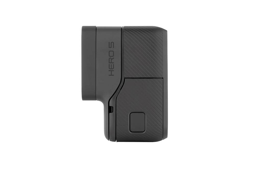 GoPro Hero5 Black Side