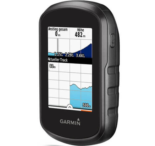 GPS Test Garmin eTrex 35 Touch