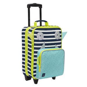 Günstiger Koffer Kinder weich