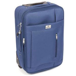 Günstiger Koffer Handgepäck weich