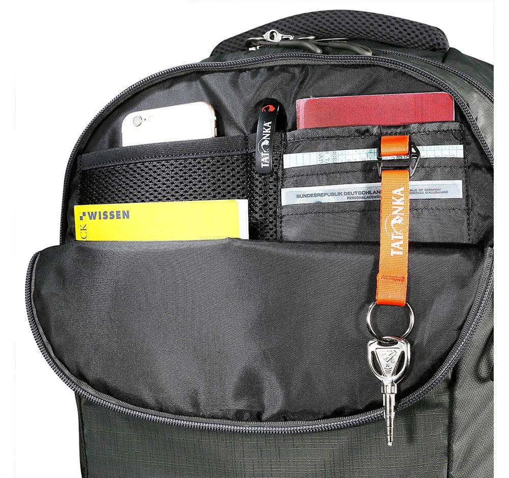 Handgepäckrucksack Test Tatonka Flightcase