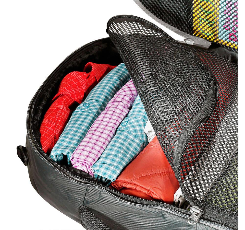fbef1e600d7ef Ein super Handgepäck-Rucksack zum kleinen Preis. Besonders das separate  Laptop-Fach