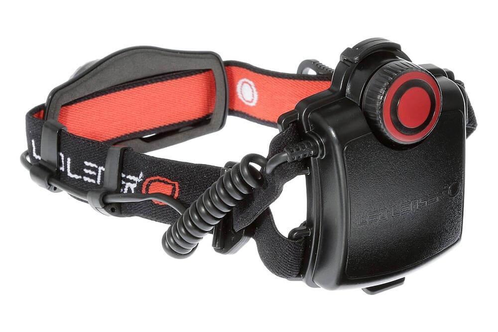 LED Lenser H7R.2 Back