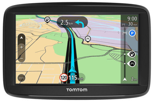 Navi-Test-TomTom-Start