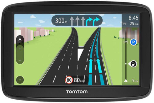 Navi Test Garmin TomTom Start