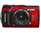 Olympus TG-5 Rot