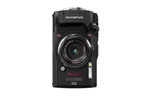 Olympus TG-5 Front 2