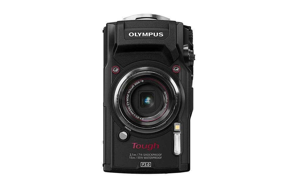 Olympus TG-5 Front 2