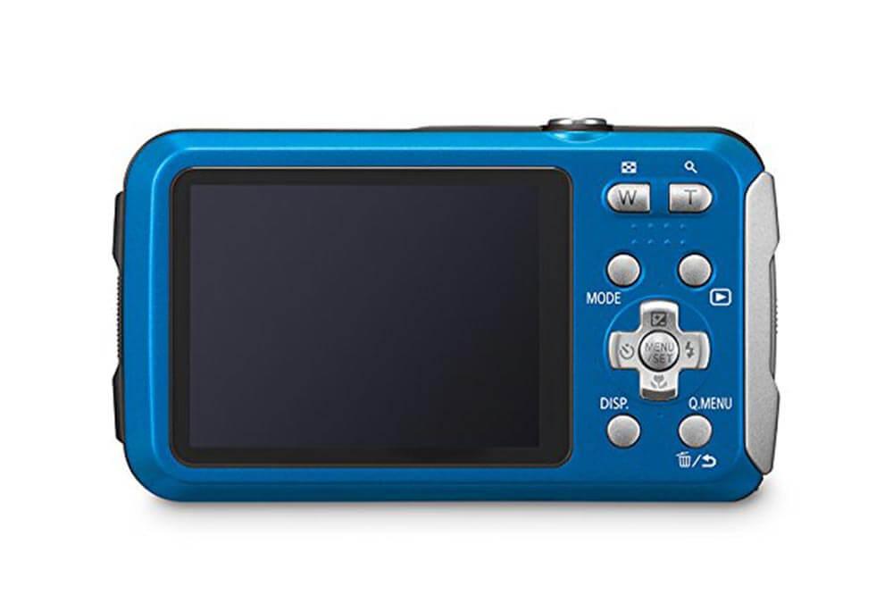 Panasonic Lumix DMC-FT30 Back
