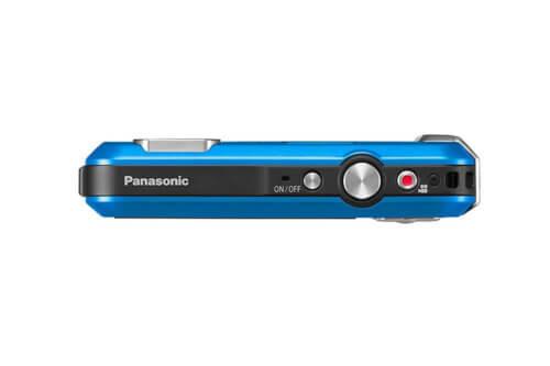 Panasonic Lumix DMC-FT30 Top