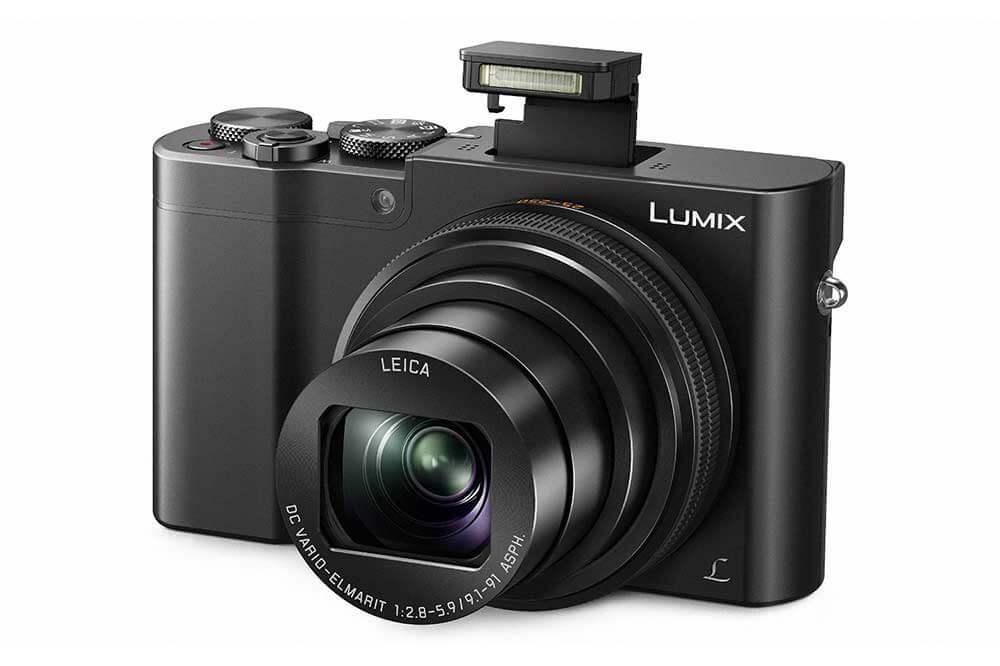 Panasonic Lumix TZ101 Flash